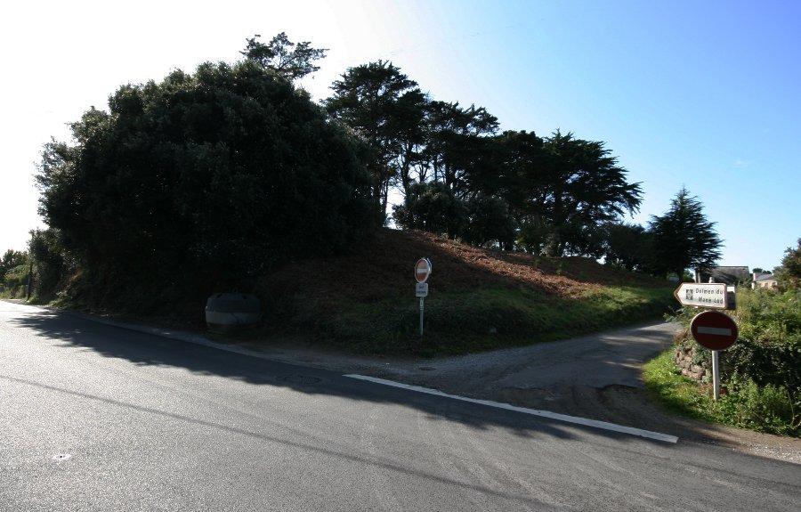 Man� Lud a Carnac mound